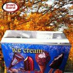 فریزر بستنی طرح کلیماسان Klimasan ترکیه