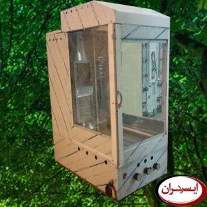 دستگاه کباب ترکی رومیزی کابین دار