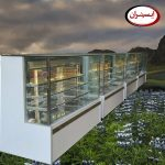 یخچال آکواریومی فروشگاهی