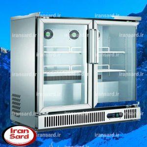 یخچال ایستاده 2 درب سیستم دیفراست