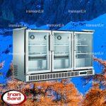 یخچال ایستاده 3 درب سیستم دیفراست