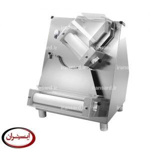 دستگاه خمیر پهن کن صنعتی