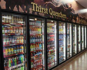 یخچال هایپرمارکتی