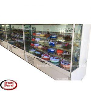 یخچال ویترینی کیک