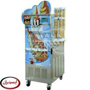 دستگاه بستنی قیفی ارزان