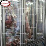 یخچال گوشت فروشی