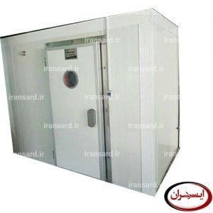 ساخت سفارشی سردخانه های کوچک در ایران