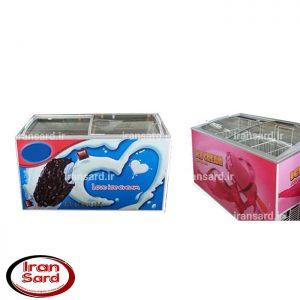 فریزر صندوقی بستنی ۴۵۰ لیتری