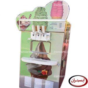 دستگاه بستنی ساز نیکنام مدل دلارام