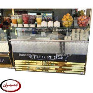 میز کار معجون بستنی فروشی